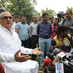 Contentious Haryana plot for National Herald puts focus on other land allocations by ex-CM Hooda