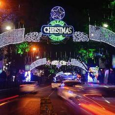 In photos: Glimpses of a Bengali Christmas on Kolkata's Park Street