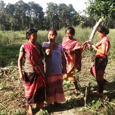 This community in Bengal grows crops within the forest