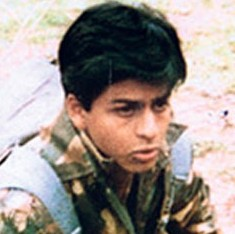 The DD Files: When Shah Rukh Khan stole hearts and the show in 'Fauji'