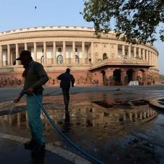 Parliament: Rajya Sabha pledges to pass six bills in three days