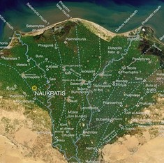 Egyptian city Naukratis was 'Hong Kong of its era,' finds British Museum excavation