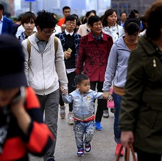 China officially ends one-child policy