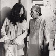 How I  got George Harrison all peeved in Calcutta in 1976