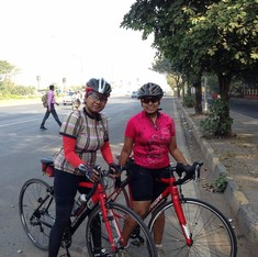 'You are a mom, so why are you cycling?' and other questions pedalling women are asked in Mumbai