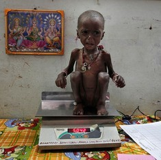 Despite soaring child-health spending, 40 million Indian children are stunted