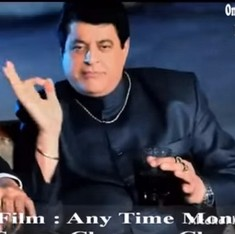 As Gajendra Chauhan takes charge at FTII, watch him groove to an item song in his new film