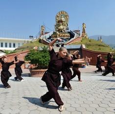 Delhi police chief invites Kung Fu nuns to train school girls in self-defence