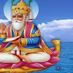 Jhulelal or Zinda Pir: Of river saints, fish and flows of the Indus