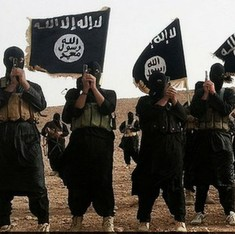Four Indians held in Damascus for trying to join ISIS