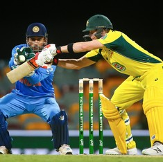2nd Aus-Ind ODI: Was Dhoni expecting a different result with the same approach?