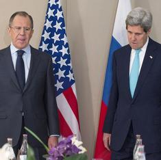 Talks on Syria to go ahead this month, say US and Russia