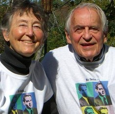 Lessons learned: Susanne and Lloyd Rudolph, in memoriam