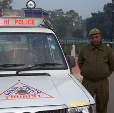 Delhi on alert after army officer's car is reported stolen