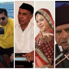Who else won Padma awards apart from Rajinikanth and Anupam Kher
