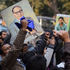 JNU student's suicide threat is another reminder of the pressures on Dalit scholars