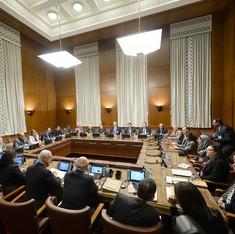 Syrian opposition to join peace talks in Geneva