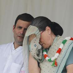 From North East to South via West, the Congress faces a fresh set of troubles