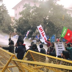In two weeks, police action greets student demos across India 10 times