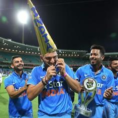 Third India-Australia Twenty20: Yuvraj Singh finally erases the scars of 2014