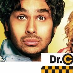 [Trailer] 'Dr Cabbie', starring Kunal Nayyar, Superwoman and Katrina Kaif's sister