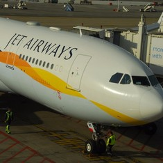 Jet Airways crew member caught with foreign currency worth $40,000 at Mumbai airport