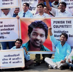 Iceberg democracy: How the BJP has tried to use JNU to undermine the Rohith Vemula protests