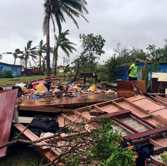 Cyclone Winston toll rises to 17 in Fiji