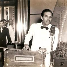 Talat Mahmood, the photogenic ghazal superstar