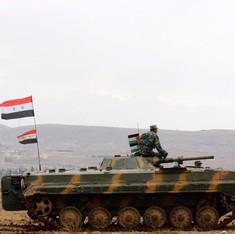 Landmark Syria ceasefire begins, with terrorist groups excluded