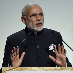 Never mind the Budget, Prime Minister Narendra Modi has failed a crucial test