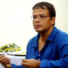 Mumbai writer Jerry Pinto wins Yale University's $150,000 Windham-Campbell Prize