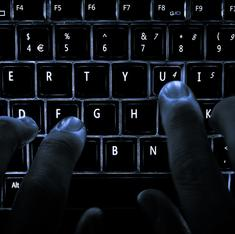 India is among the countries that are most at risk from cyber attacks, finds study