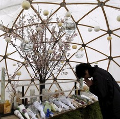 Photos: Japan marks fifth anniversary of disastrous earthquake and tsunami that killed 18,000