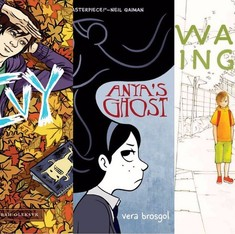 Five graphic novels about girls who can play instead of being helpless heroines