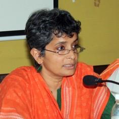 Full text: 139 academics condemn 'vicious  media campaign' against JNU professor Nivedita Menon