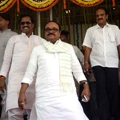 Chhagan Bhujbal is in the dock, but this is Devendra Fadnavis's trial too