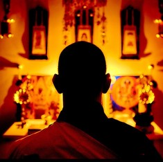 The Buddhist rebirth in different planes of existence