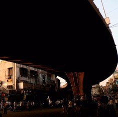 What the proliferation of flyovers tells us about Indian cities