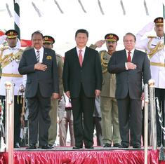 Why India is worried about China's ambitious One Belt One Road initiative