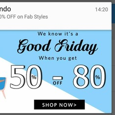 'It's a really really good Friday': Myntra, Snapdeal irk Christians with 'insensitive' ads