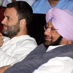 Problems galore for Punjab Congress with assembly elections less than a year away