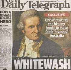 Australia's 'history wars' reignite