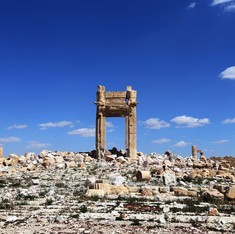 Syrian troops find mass grave in Palmyra after city's recapture: State media