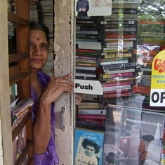 Have you met Chennai's greatest bookseller with the smallest bookshop?