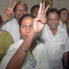 Blame me. Bless my party: Mamata Banerjee changes tack to stay in power