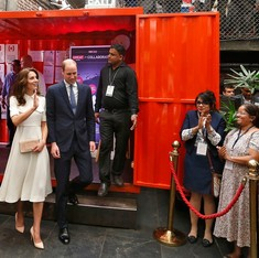 The 'We Are Sorry' world tour: Twitter cracks up at William and Kate's trip to India