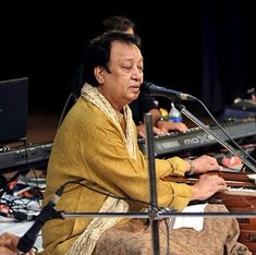 How Bhupinder Singh blends the ghazal with the guitar