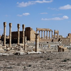 Ordinary Syrians are risking their lives to protect their cultural heritage