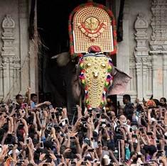 How Thrissur Pooram got its fireworks back